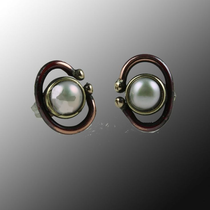 Perle ørestik