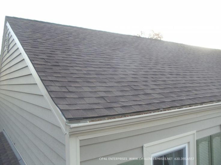 Gaf Roof Timberline Hd Shingles Barkwood House