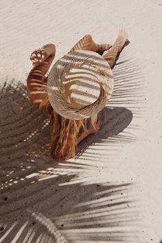 Garota da praia   – Foto Inspo Beach/Summer