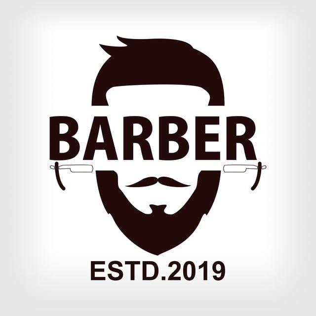 Design Criativo De Barbear Barber Barbearia Barba Imagem Png E Vetor Para Download Gratuito Projeto De Barbearia Design De Logotipo Modelos De Design