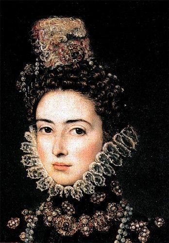 Sofonisba Anguissola -1532-1625 - Female Renaissance Painters by Madalena Lobao-Tello | Redbubble