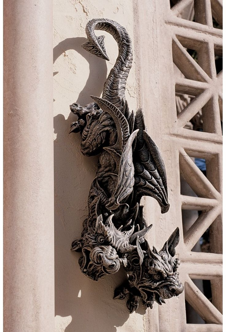 Neues modell home front design  best images about gargoyles on pinterest  prague gothic and fiction