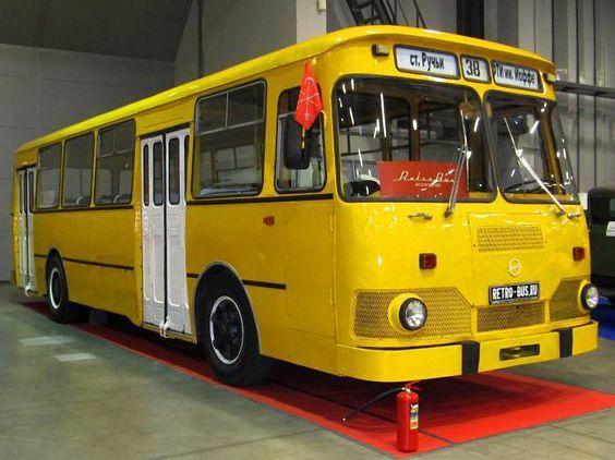 Liaz citybus