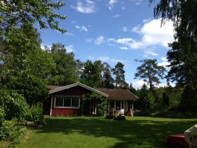 The Swedish home...