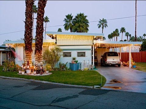 Small Dreams, Trailer Parks in Palm Springs: A Typology - Mobile and Manufactured Home Living