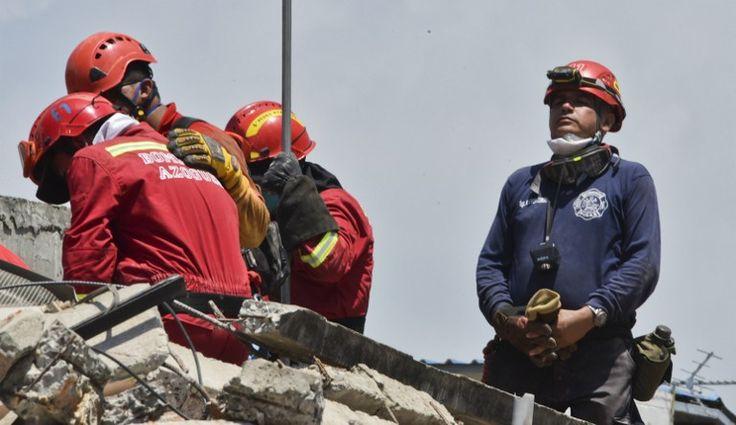 Nuevo sismo de 5,8 sacude Ecuador