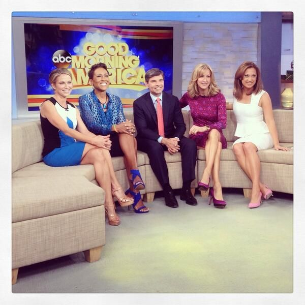 96 Best Amy Robach Images On Pinterest