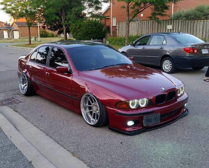 #BMW_E39_M3 #Slammed #Stance #Modified