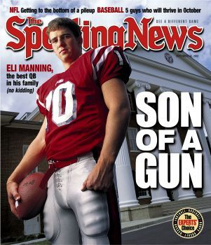 The first three letters of elite spell your New York Giants quarterback