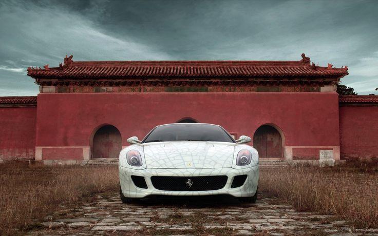 Ferrari Photos and Wallpapers TrueAutoSite
