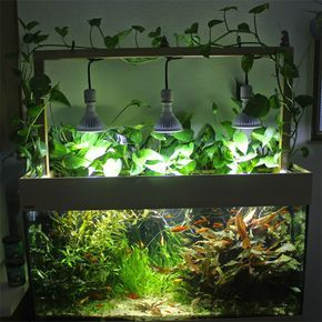 Do it Yourself (DIY) LED Aquarium Lighting System