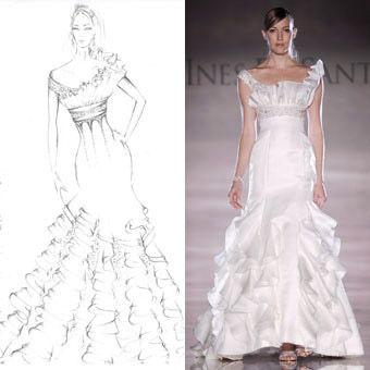 wedding dresses the big day