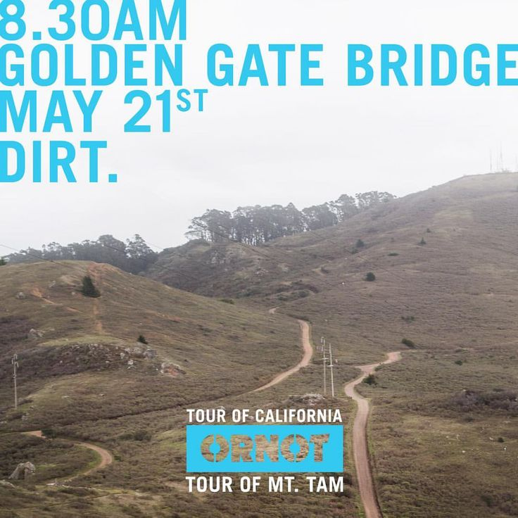 Come ride ride with us! We're headed out on a mostly dirt loop of Mt Tam this Saturday. Everyone is welcome, meet at the bridge at 8:30. #ridetodayornot #tocornot #ornotbike