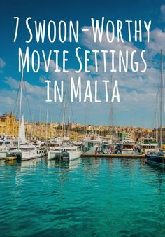 What do Game of Thrones, Gladiator and a terrible 2002 rom com featuring Madonna have in common? Yup, you guessed it — they were all filmed on Malta
