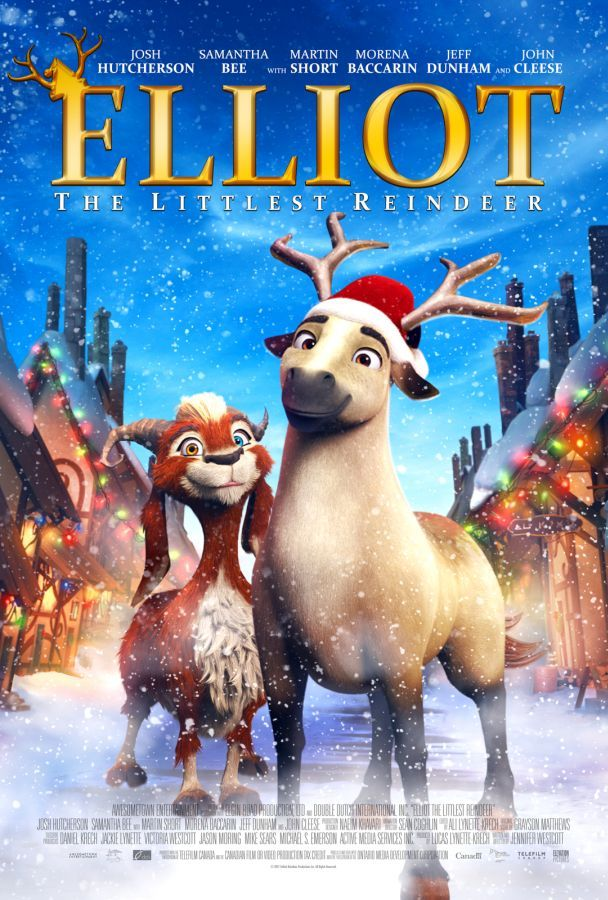 Elliot The Littlest Reindeer Opens In Select Cities Across Canada On December 2nd Reindeer Elliot Friends Show