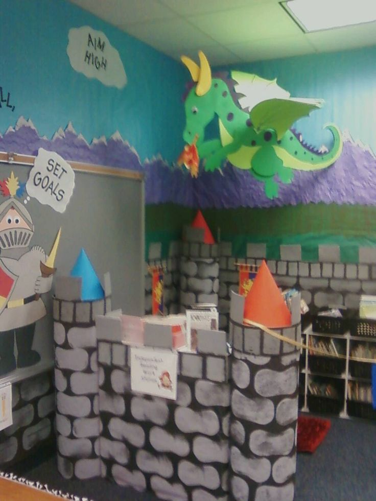 Classroom Door Design ~ Best images about castle theme on pinterest