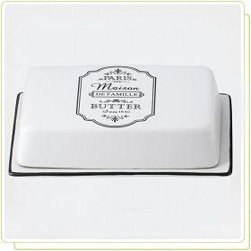 FEEL MAESTRO maselniczka ceramiczna