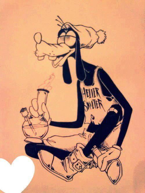 Goofy stoners