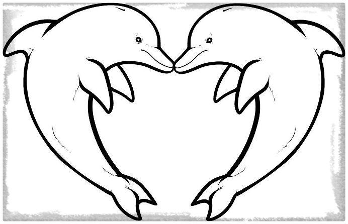 Resultado De Imagen Para Dibujos De Corazones Kinder Zeichnungen Malvorlagen Tiere Kostenlose Ausmalbilder