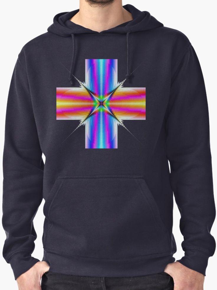 Razor Cross Pullover Hoodie by TC-TWS