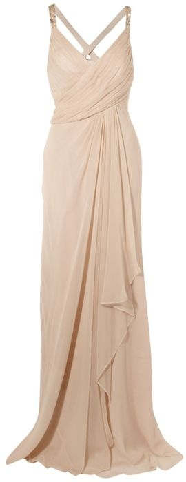 Grecian gown.