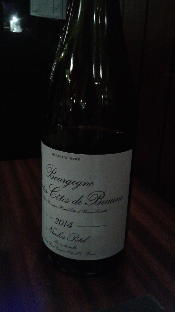 Bourgogne Côtes de Beaume 2014