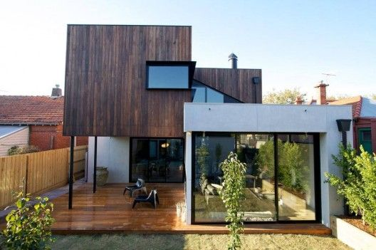 New House At Milton St Elwood Victoria / Jost Architects | ArchDaily