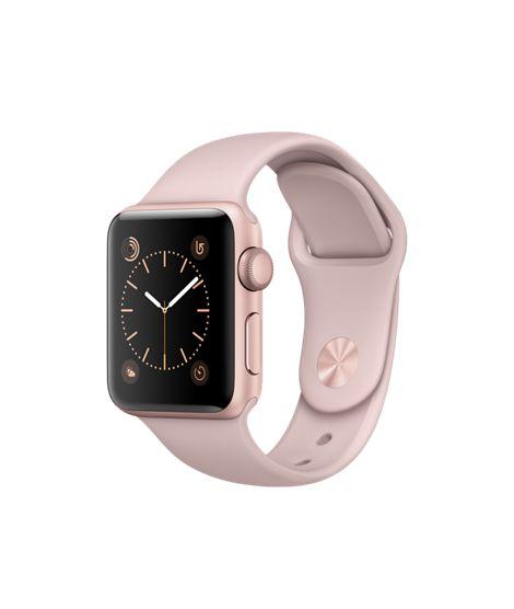 Kaufe die AppleWatch Series1 mit Dual-Core Prozessor und watchOS 3, 38mm Aluminium, Roségold, mit Sportarmband. Online kaufen und kostenfrei liefern lassen oder noch heute einen AppleStore besuchen.