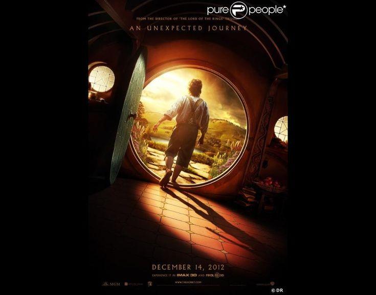 Affiche du film Le Hobbit : Un voyage inattendu
