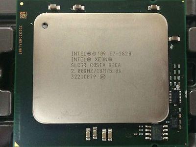Intel Xeon E7-2820 2GHz 18MB Eight Core Processor QPI Server CPU 69Y3065