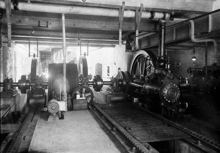 North Sydney tram engine house