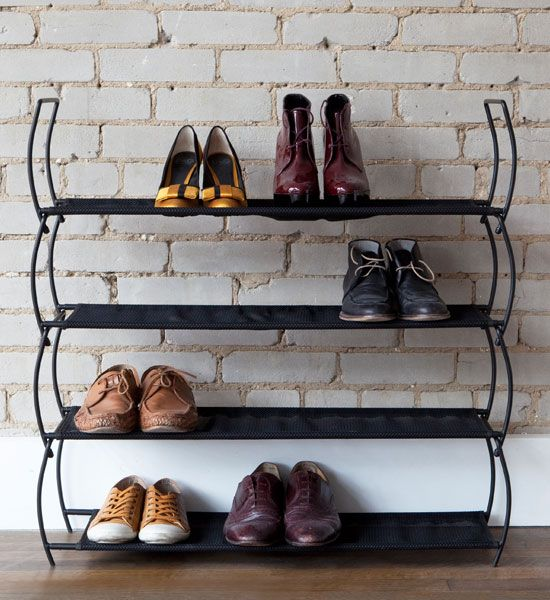 shoe storage rack