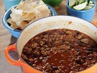 Get this all-star, easy-to-follow Simple, Perfect Chili recipe from Ree Drummond