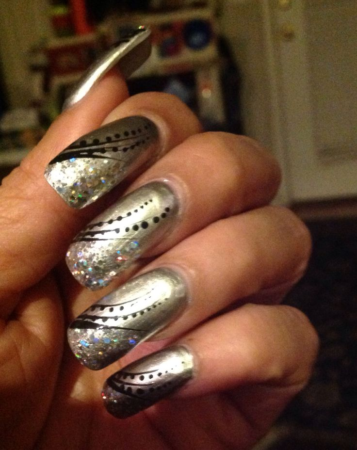 The 31 best My Ghetto Fabulous Nails images on Pinterest | Fabulous ...