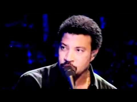 ▶ Lionel Richie (Commodores) Three times a lady - YouTube