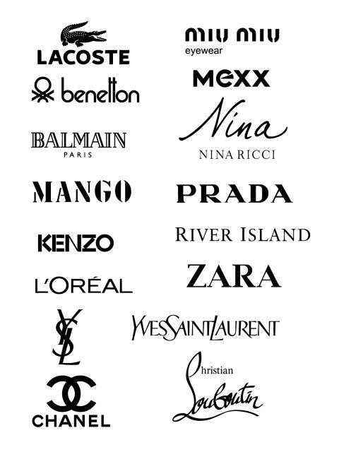 Best Le Luxe Dans Le Design Graphique Images On Pinterest - Free invoice template with logo chanel online store