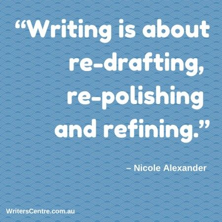 From best-selling Australian author Nicole Alexander #writing www.bibliotheeklangedijk.nl