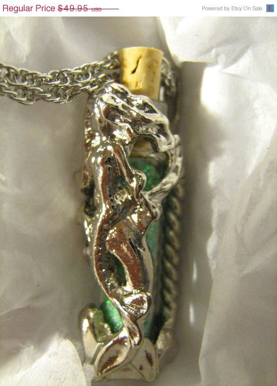 Jewelry Glowing Mermaid Necklace Jewelry by DreamCatcherMan