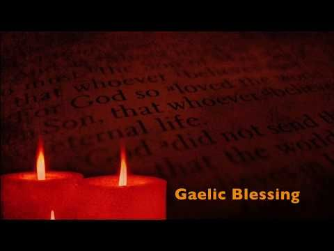 The ISS sings John Rutter's 'A Gaelic Blessing' - YouTube