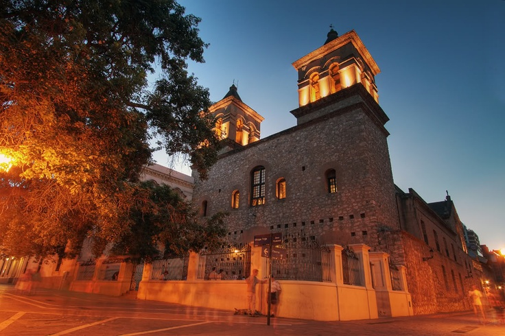 Cordoba, Argentina - UNESCO site - Compañia de Jesus via SkyscraperCity