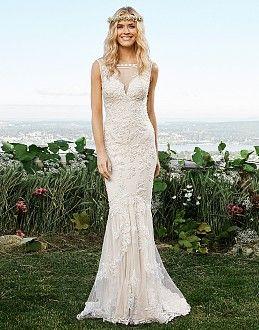 Wedding Dresses by Lillian West   Wedding Dress & Bridal Gown Designer   All Styles