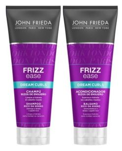 John Frieda Frizz Ease Dream Curls Shampoo and Conditioner