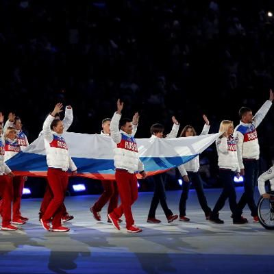 Sports: Sports Court Confirms Russia Ban From Rio Paralympics