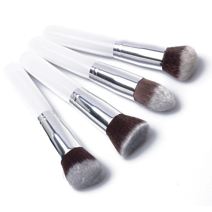 LuxeBell® Kit de Pinceau maquillage Professionnel 8PCS Ombre à Paupière blanc Blush Fondation Pinceau Poudre Fond de teint Anti-cerne - See more at: http://beaute.florentt.com/beauty/luxebell-kit-de-pinceau-maquillage-professionnel-8pcs-ombre-paupire-blanc-blush-fondation-pinceau-poudre-fond-de-teint-anticerne-fr/#sthash.G5PLZZqq.dpuf