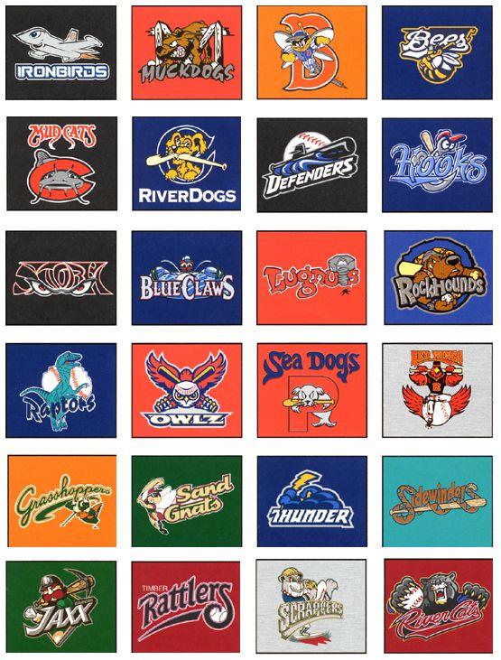 Minor-League-Baseball-Logos