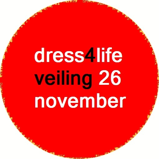 Dress4life veiling 26 november.