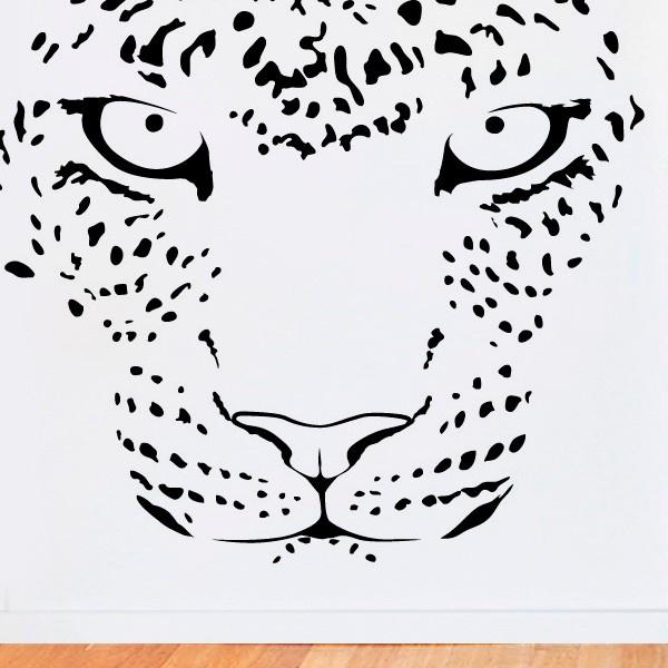 La cara del leopardo / Face of leopard