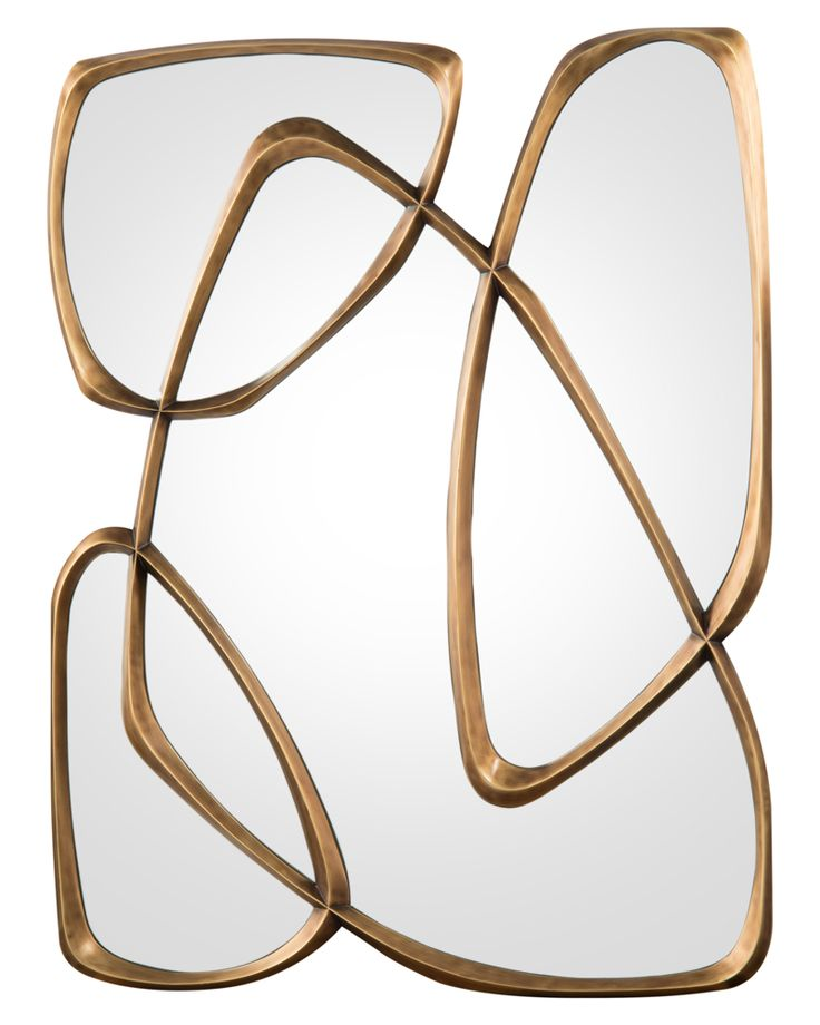 Zeta Mirror - Rectangle - Mirrors - Mirrors & Wall Decor - Our Products