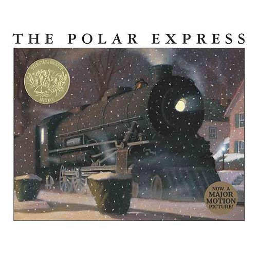 The Polar Express by Chris Van Allsburg. 1986 Winner