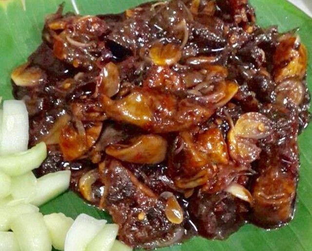 Resep Babat Gongso Semarang Yang Manis Pedas Resep Makanan Resep Nasi Goreng